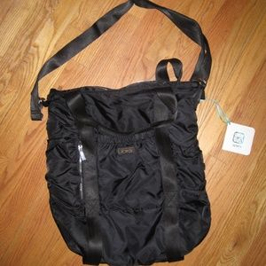 NWT APANA Black Yoga Mat Bag
